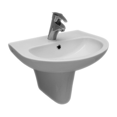 6701 Friendly Lavabo 55x40cm